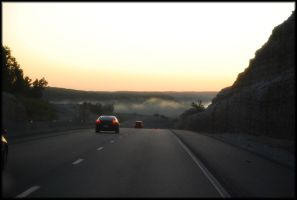 More Mist in the Ozarks... by LadyAliceofOz
