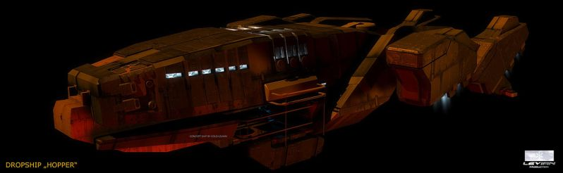 Gameproject WIP: 'Hopper' by Cold-Levian