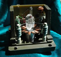 Subspace beacon module by Radioiron