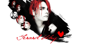 Gerard Way wallpaper 033 by saygreenday