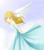 One Winged Angel by Unreturned