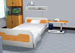 Hospital Room DOWNLOAD by Kohaku-Ume