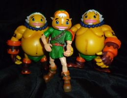 Two Gorons Make a Link by Linksliltri4ce