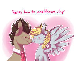 Hearts and Hooves day! by buljong