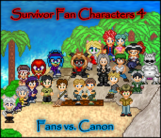 Survivor Fan Characters 4 by SWSU-Master