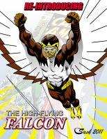 Redesign: The Falcon 1 by SashScott