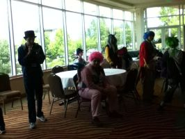 4 Cosplays at Everfree Northwest 2013 by TaionaFan369