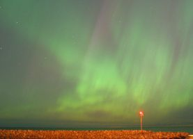 Northern Lights in Wisconsin by akeniscool