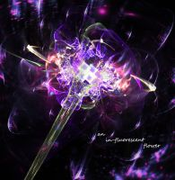 An In-Fluorescent Flower by Seph-the-Zeth