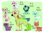 Adopts for sale 1 LEFT by mellocat