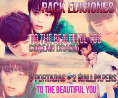 Pack ediciones to the beautiful you by krtes2703