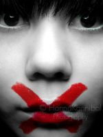 The X marks the problem by HannaKannibal