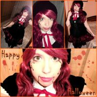 Cosplay Halloween by SaFHina