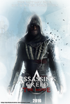 Assassin's Creed Movie fan-made poster by DarthDestruktor