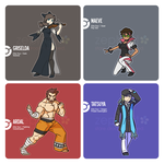 Asnolv Region -Elite Four- 2013 by zephleit