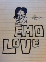 Emo Love by Kate-DaPimp-Puppy07