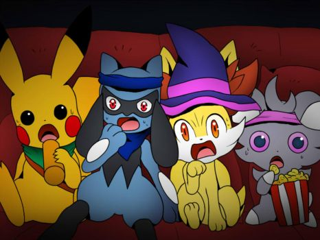 [Collaboration] Horror Movie by Winick-Lim