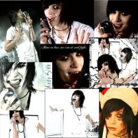 Andy Sixx Knives and Pens by brandiedrew