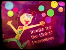 .:Thx for the Pageviews:. by maryphantom11