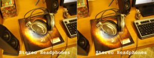 Stereo Headphones by GovernmentAgent