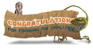 Day 30: Challenge completed! by valhadar