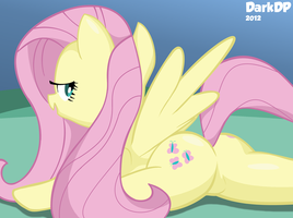 Fluttershy by DarkDP
