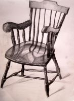Chair by go-bananas