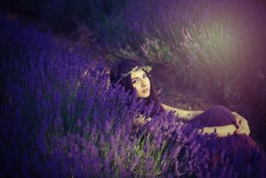 Violet hour by Obsessed-by