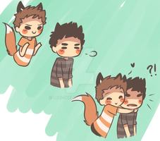 Woo Sterek o vo by SourBears