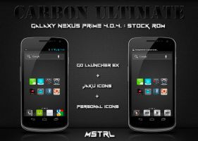 Carbon Ultimate by Mstrl