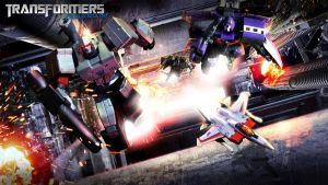 Onward Decepticons by wademcmaster