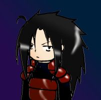 The First Madara Chibi by AsterUchiha