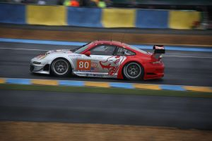 911 in Le Mans 1 by Dany-Art