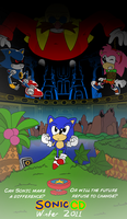 Sonic CD Contest Entry by SmashToons