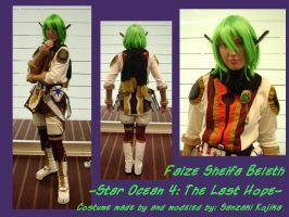Faize Cosplay by kojika