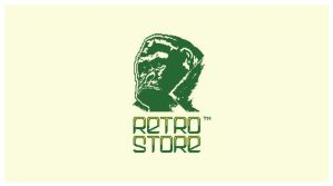Retro Store - Logo by Neverdone