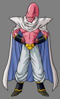 Super Buu - Piccolo Absorbed by hsvhrt