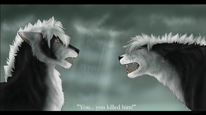 Harbingers: Brother against brother by Khasuri