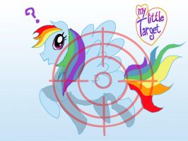 My Little Target by quentinlars