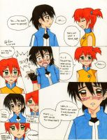 Ash x Misty: Forever Doujinshi Page 18 by Kisarasmoon