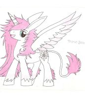me as a guy XD name blossom thorn by Ponyness1