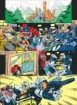 Transformers Generations 2011 vol.2 - comic page 1 by GuidoGuidi