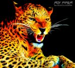 Leopard: Fractalius Re-Edit (Ver.4) by nerdboy69