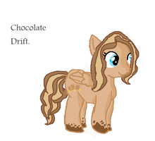 chocolate Drift by MiddyLPS