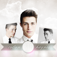 PNG Pack(100) Colton Haynes by blacktoblackpngs