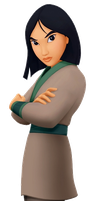 Mulan by KingdomHeartComplete