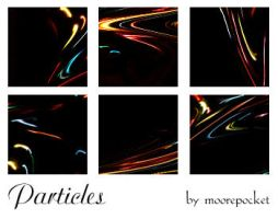 Particles by fragmentx