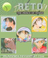 Icon's World [Prince of Tennis] by Tsunderex