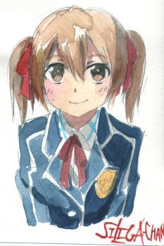 Silica-Chan by Seseyaki