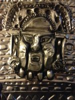 Chimu burial mask by Africa2000